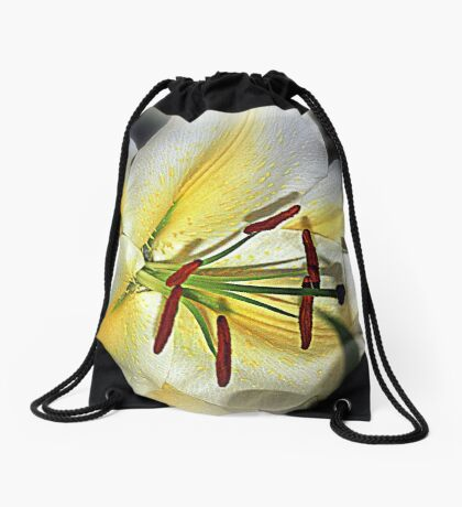 Take It To Heart Drawstring Bag