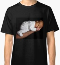 Sleeping baby sweet Classic T-Shirt