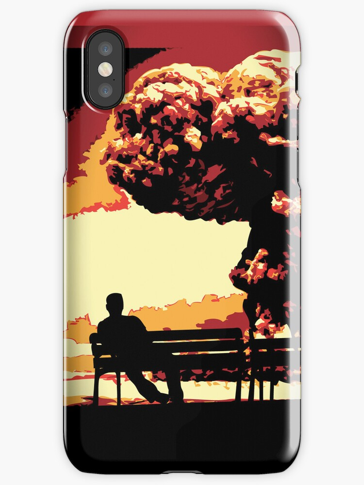 The Loneliest Dawn - iPhone case by D4N13L