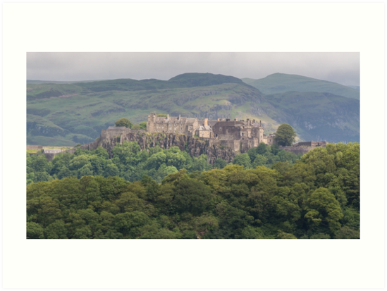Stirling Castle by Kay Roxby