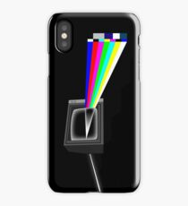 Dark side of the Signal - iPhone case iPhone Case/Skin