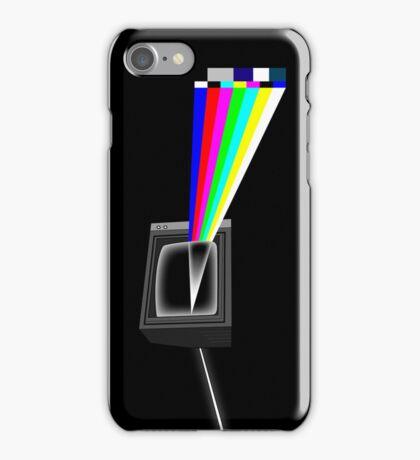Dark side of the Signal - iPhone case iPhone Case/Skin