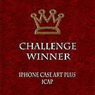 Challenge winner badge 1 by tapiona