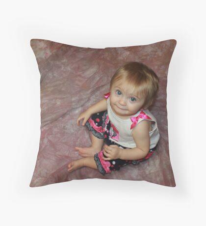 sept jan or dec Throw Pillow