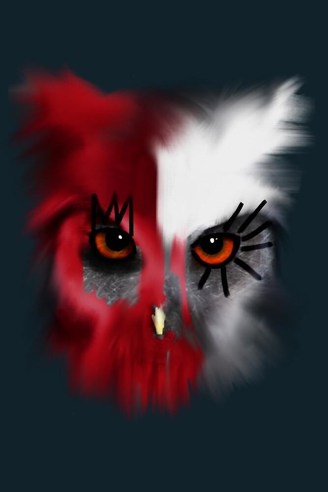 Red Owl by DanielMalta