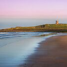 Dunstanburgh Castle, Northumberland, UK by strangelight
