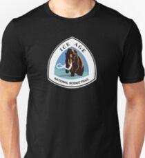 Camiseta unisex Ice Age Trail Sign, Estados Unidos