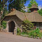Fairytale Cottage by Sally Kady