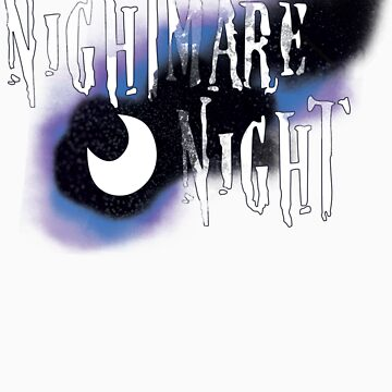 Nightmare Night by dfragrance