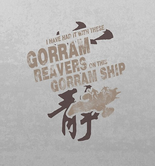Gorram It! by Bendragon