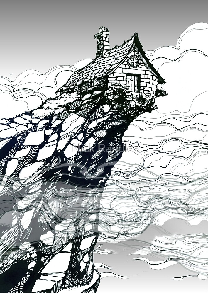 The Strange High House In The Mist by Nick Randles
