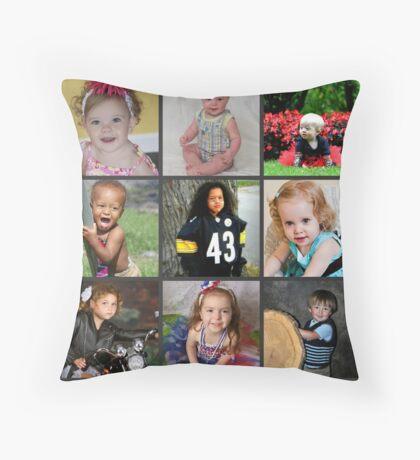 cover1 Throw Pillow