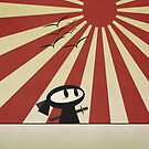 ninja by Jason Fitzsimmons