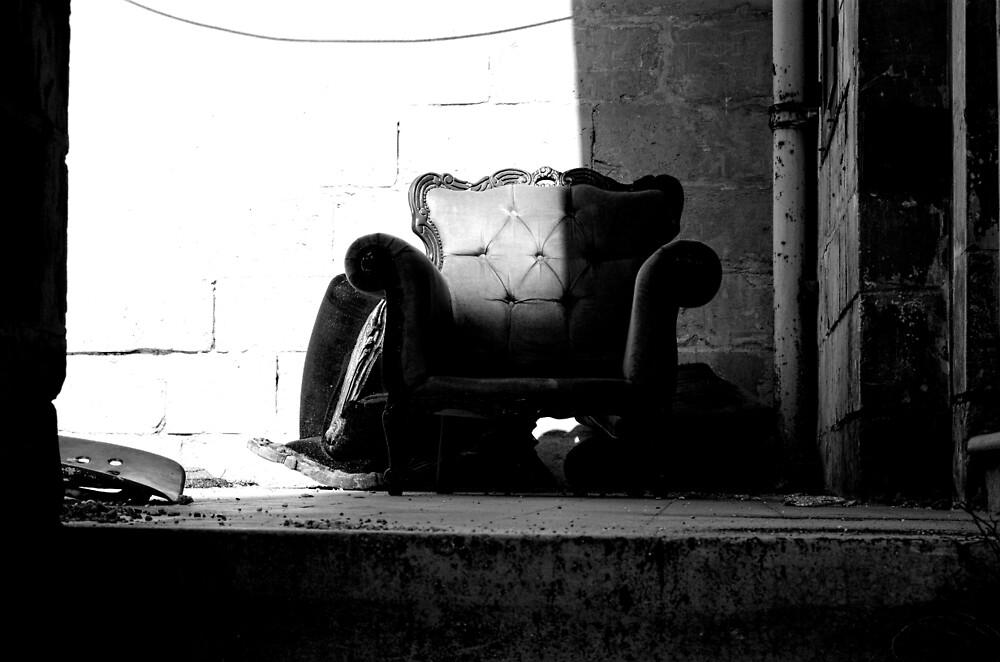 Forsaken Armchair by tearcolour