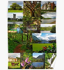 Killarney National Park, Ireland Poster