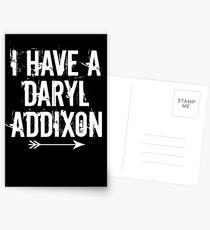I HAVE A DARYL ADDIXON Postcards