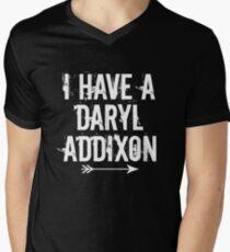 I HAVE A DARYL ADDIXON Men's V-Neck T-Shirt