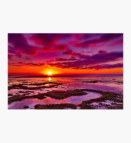 """Roadknight Daybreak"" Photographic Print"