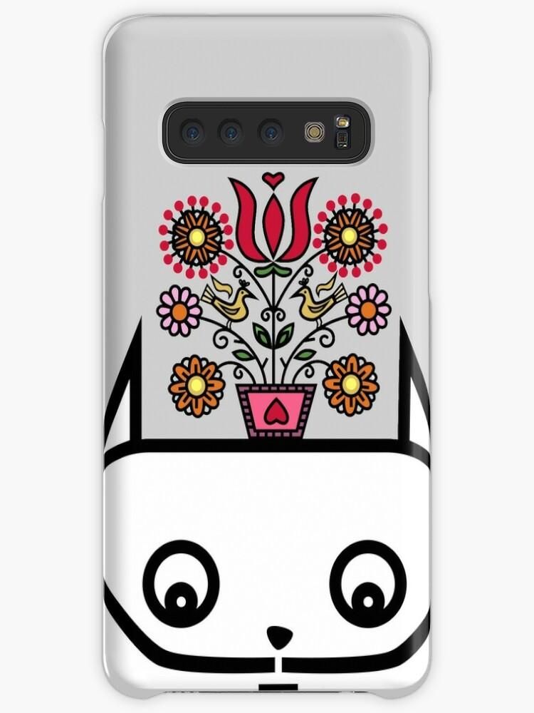 Strawberry Cerberus Samsung S10 Case