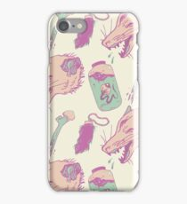 Oddity Pattern - Pastel iPhone Case/Skin
