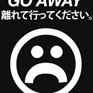 Go Away (white) by suburbia