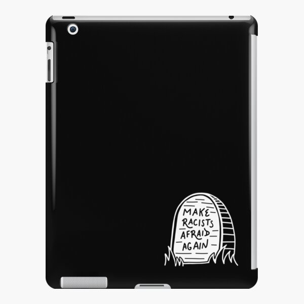 Rest In Pieces iPad Snap Case