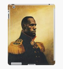 Kings of Basketball - LBJ iPad Case/Skin