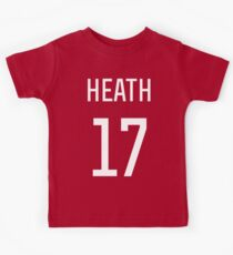 Tobin Heath #17 Kids T-Shirt