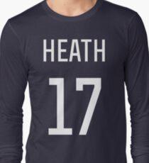6bb7ba7a950 Tobin Heath #17 Long Sleeve T-Shirt