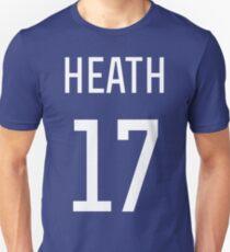 Tobin Heath #17 Unisex T-Shirt