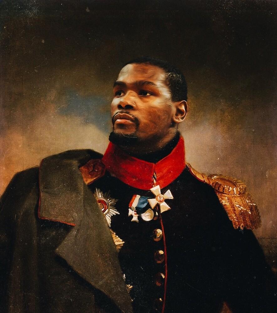 Kings of Basketball - Durant by doowylloh