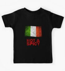 Hot And Spicy Italian Kids Clothes