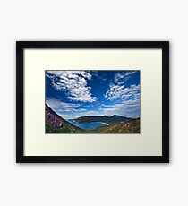 Wineglass Bay Framed Print