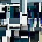 Abstraction Blues by snefne