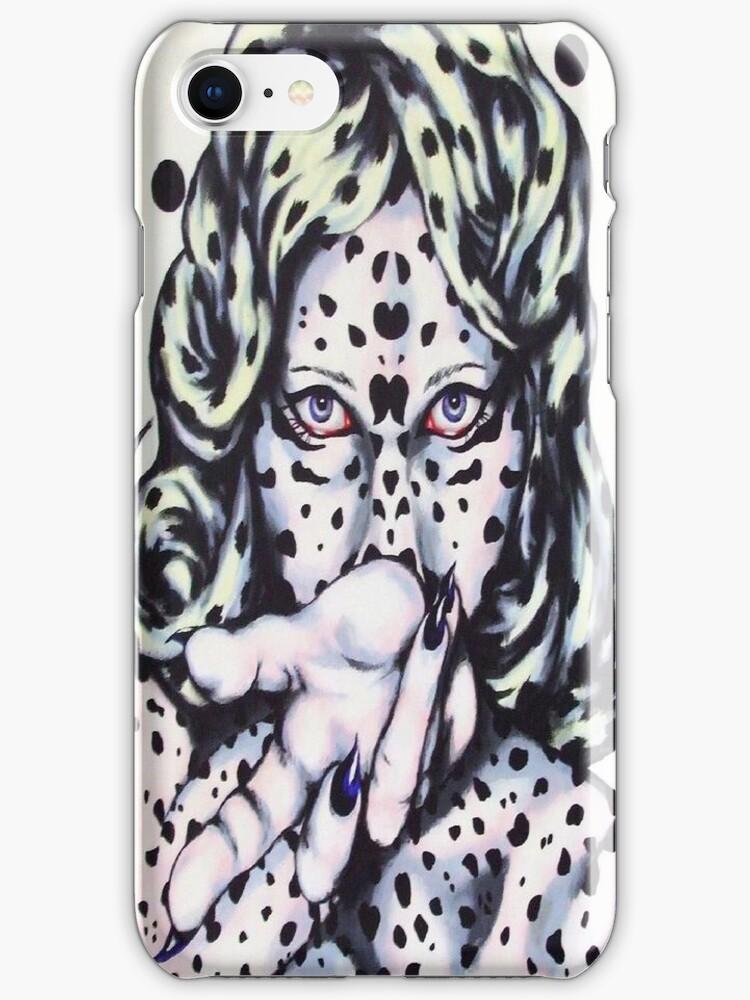 Grrr iPhone case by Jeremy McAnally