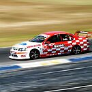 V8 Racing, Barbegello Raceway, WA by JuliaKHarwood