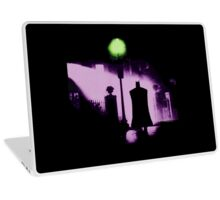 The Power of Bats Compels You! Laptop Skin