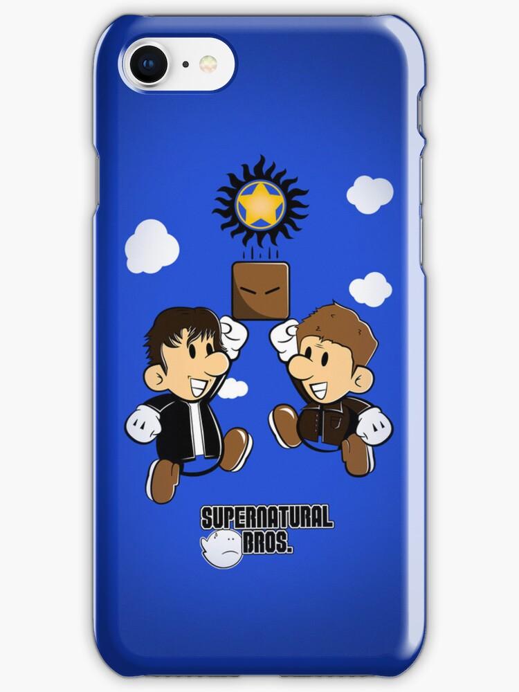 Supernatural Bros. by weRsNs