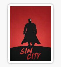 Sin City Sticker