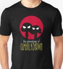 The Adventures of Gumball & Darwin Unisex T-Shirt