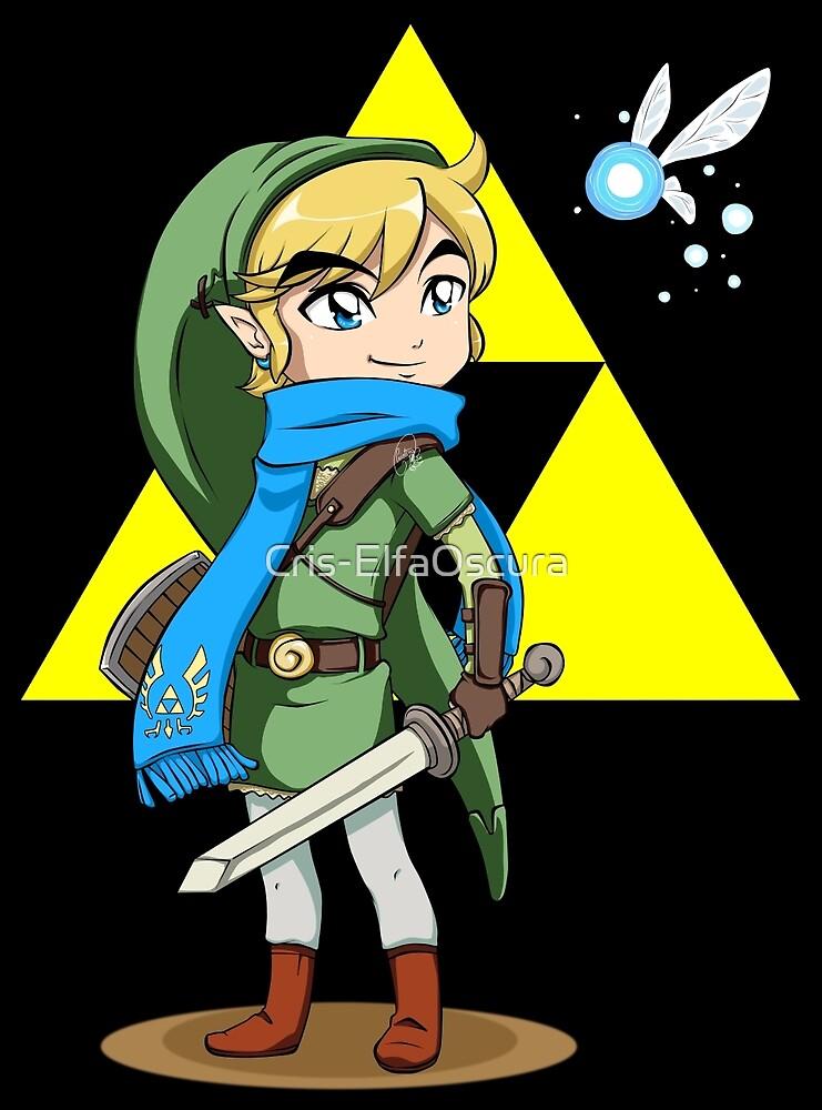 Chibi Link Versionado by Cris-ElfaOscura