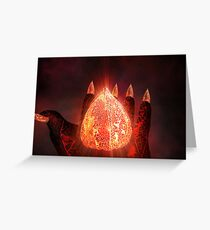 Magical Pod Greeting Card