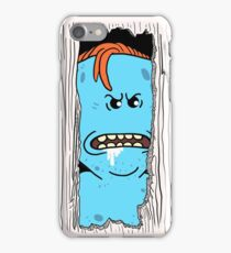 HERE'S MEESEEKS iPhone Case/Skin