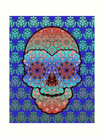 Sugar Skull by dustygoods