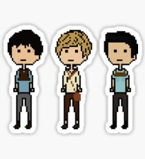 The Maze Runner Sticker Pack Sticker