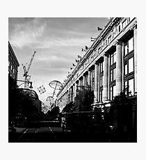 Oxford Street Photographic Print