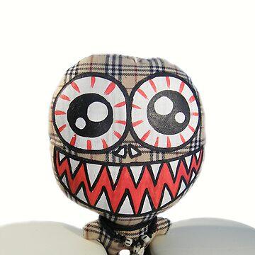 Chavy Voodoo doll by Chavy-Voodoo