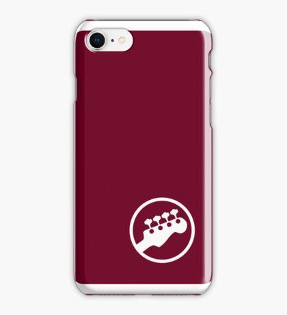 "Bass Headstock ""Ringer"" style (Scott Pilgrim - iPhone case) iPhone Case/Skin"