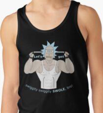 Rick and Morty - Big Rick Swole Patrol T-Shirt