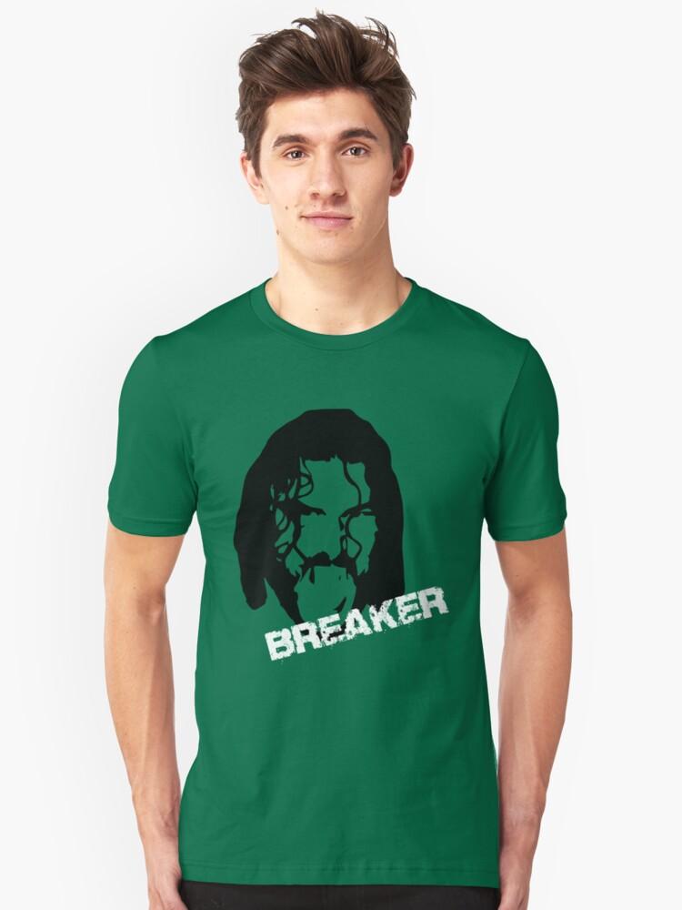 Breaker Unisex T-Shirt Front